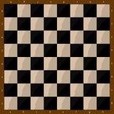 染黑董事会企业检查棋结尾的游戏高亮度显示损失伙伴黑白照片采取白色在方法成功的隐喻 传染媒介木纹理 也corel凹道例证向量 EPS10 向量例证
