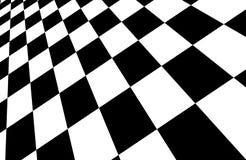染黑董事会企业检查棋结尾的游戏高亮度显示损失伙伴黑白照片采取白色在方法成功的隐喻 库存例证