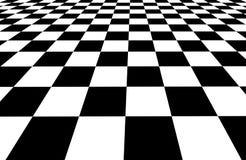 染黑董事会企业检查棋结尾的游戏高亮度显示损失伙伴黑白照片采取白色在方法成功的隐喻 向量例证