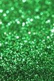 柔光绿色背景-垂直 库存照片
