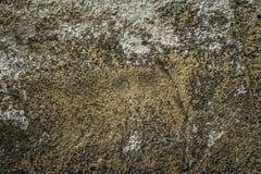 柔和曲调关闭了与白色条纹的历史的自然石灰石在西西里岛意大利 免版税库存图片