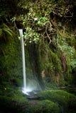 柔和的瀑布 库存照片