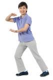 柔和的锻炼 免版税图库摄影