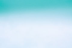 柔和艺术品蓝色和蓝绿色的水彩纸纹理 库存照片