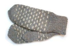 柔软的手套 免版税库存照片