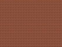 柚木木材纹理的例证 库存图片