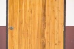 柚木树森林棕色背景 免版税库存图片