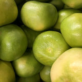 柚 绿色柚 库存照片