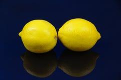 柠檬。 免版税库存图片