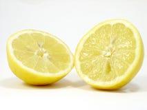 柠檬二 免版税图库摄影