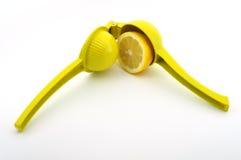 柠檬剥削者 免版税图库摄影