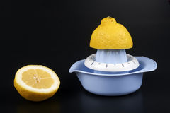 柠檬剥削者 库存图片