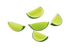 柠檬十 免版税库存图片