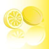 柠檬反映二 皇族释放例证