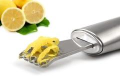 柠檬味 免版税库存图片