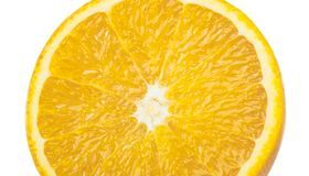 柠檬和桔子 免版税库存照片