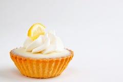 柠檬微型馅饼 免版税库存图片
