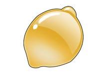 柠檬果子硬糖 免版税库存照片