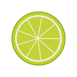 柠檬柑桔象 免版税库存照片