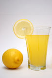 柠檬柠檬水 免版税库存照片