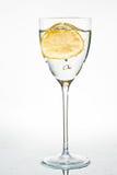 柠檬水 图库摄影