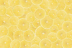 柠檬片式 库存图片