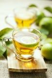 柠檬茶 免版税图库摄影