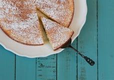 柠檬蛋糕 免版税图库摄影