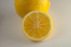 柠檬/和/柠檬 库存照片