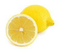 柠檬 免版税图库摄影