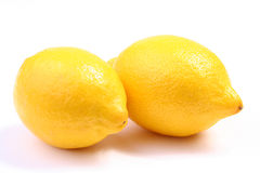 柠檬 库存图片