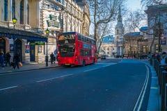 查令十字路,伦敦 免版税库存照片
