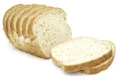 查出切的面包 库存图片