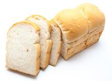 查出切的面包 免版税图库摄影