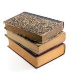 查出的书 免版税库存图片