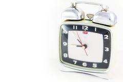 查出的减速火箭的时钟 图库摄影