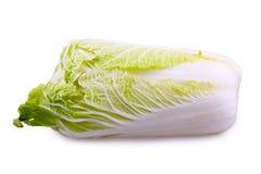 查出的圆白菜汉语 免版税库存图片
