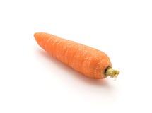 查出的嫩胡萝卜 库存照片