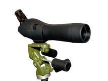 查出的小望远镜 库存图片