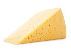 查出的干酪 库存照片