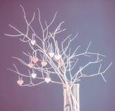 查出的徽标爱对象符号结构树变形向量 免版税图库摄影