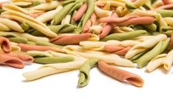 查出的意大利意大利面食 库存图片