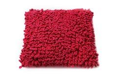 查出的枕头红色 库存图片
