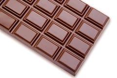 查出的棒巧克力 库存图片