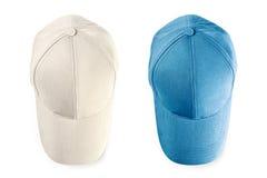 查出的棒球帽 免版税库存图片