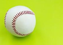 查出的棒球 免版税库存照片