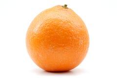 查出的橘栾果白色 免版税库存图片