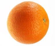 查出的橙色白色 库存图片