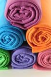 查出的毯子 免版税库存照片