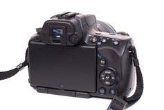 查出的照相机数字式 免版税库存照片